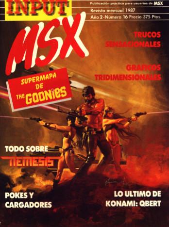 Input MSX #16
