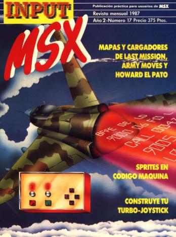 Input MSX #17