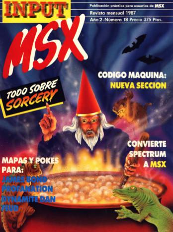 Input MSX #18