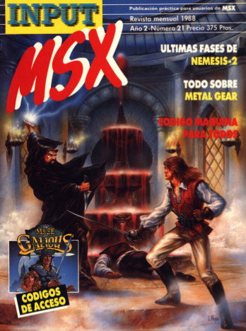 Input MSX #21