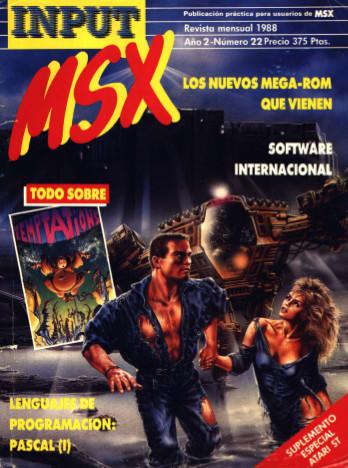 Input MSX #22