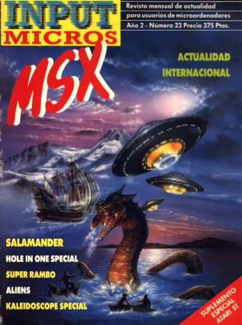 Input MSX #23