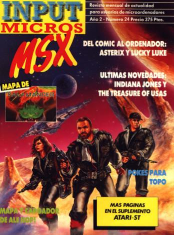 Input MSX #24