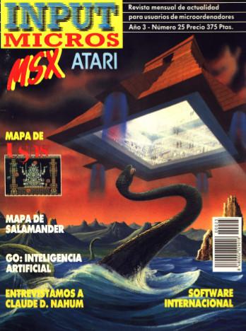 Input MSX #25