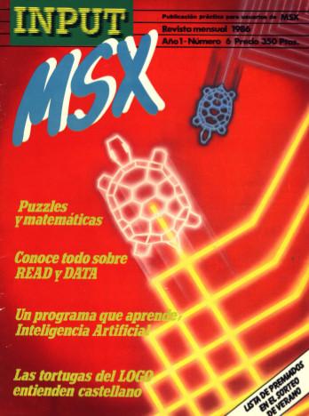 Input MSX #6