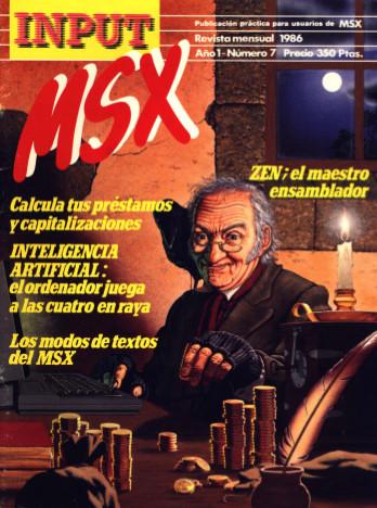 Input MSX #7