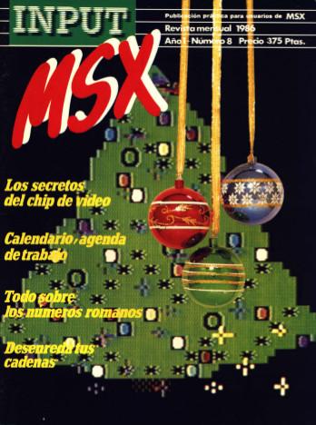 Input MSX #8