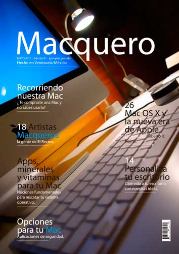 Macquero Magazine #1