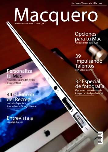 Macquero Magazine #2