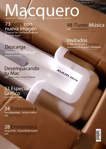 Macquero Magazine #4