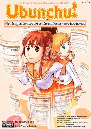Ubunchu #3 (Ed. español)