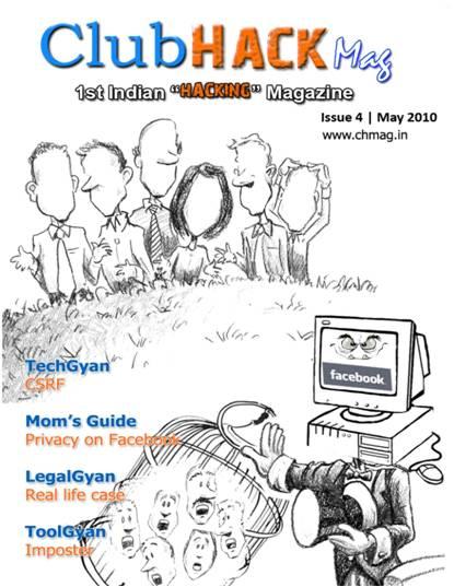 Club Hack Magazine #04