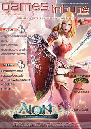 Games Tribune Magazine #09