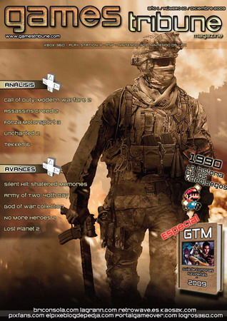 Games Tribune Magazine #10