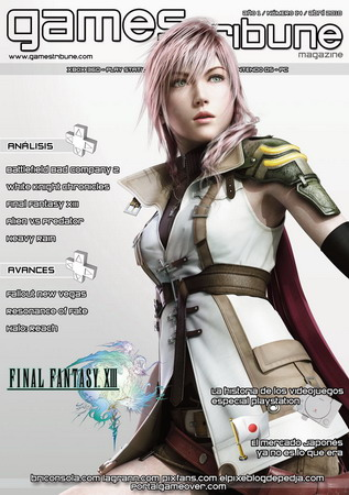 Games Tribune Magazine #14