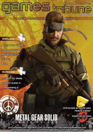 Games Tribune Magazine #17
