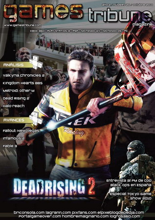 Games Tribune Magazine #20