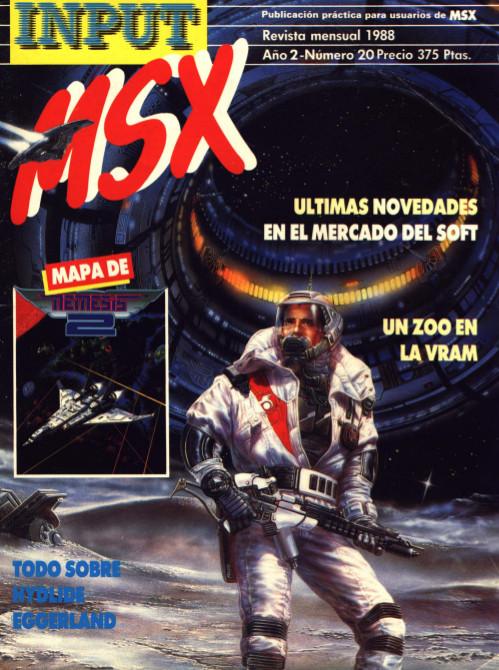 Input MSX #20