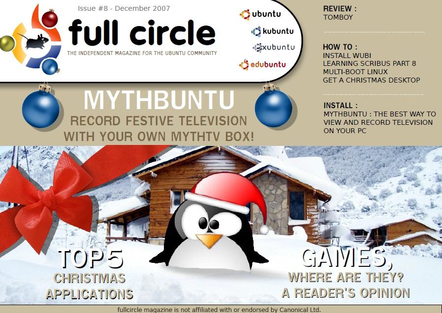 Full Circle Magazine #8