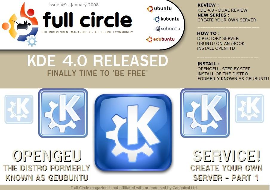 Full Circle Magazine #9