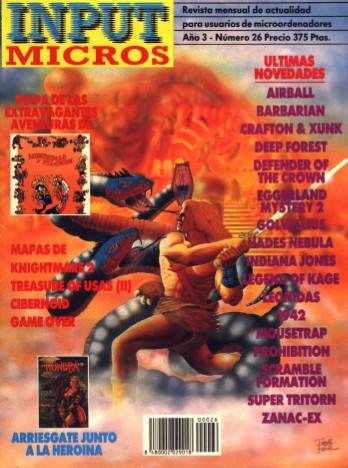 Input MSX #26