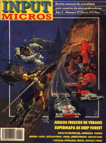 Input MSX #27