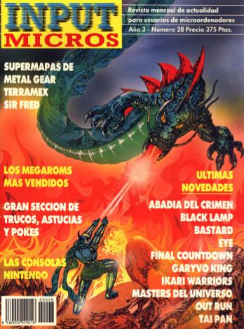 Input MSX #28