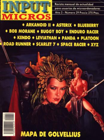 Input MSX #29