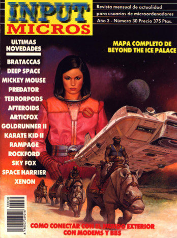 Input MSX #30