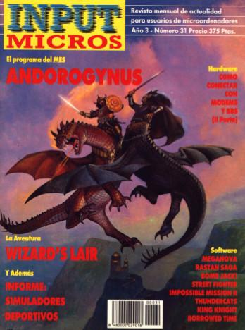 Input MSX #31