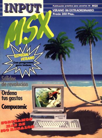 Input MSX #32