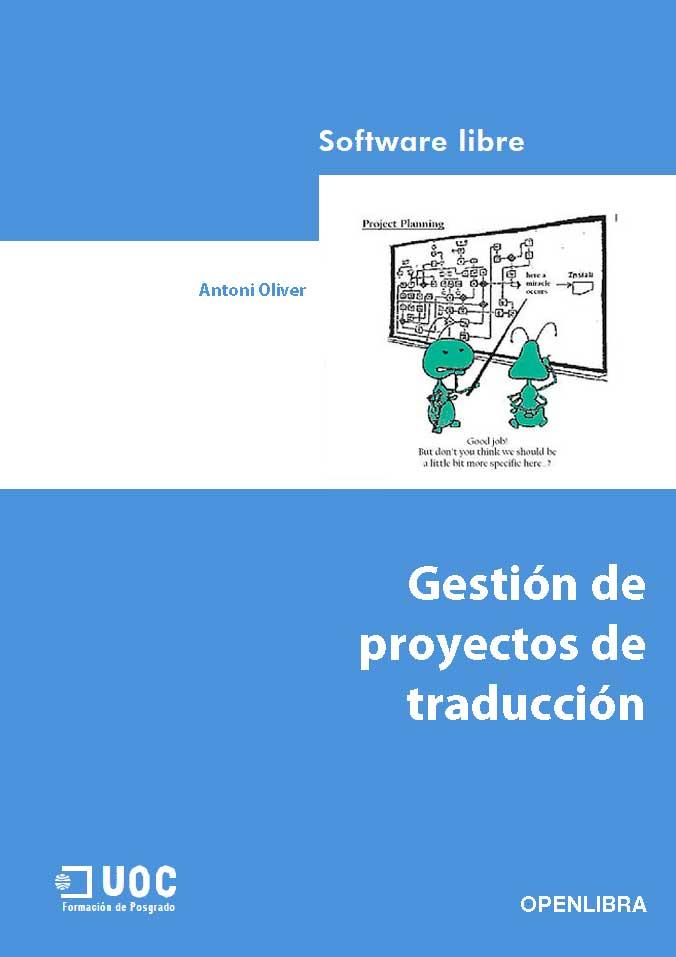 Gestión de proyectos de traducción