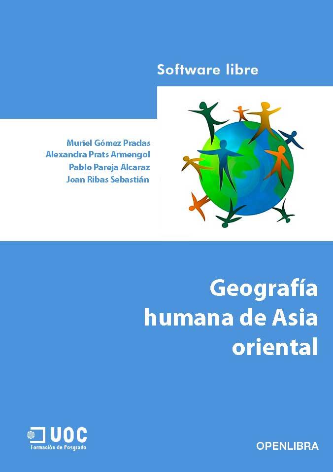 Geografía humana de Asia Oriental