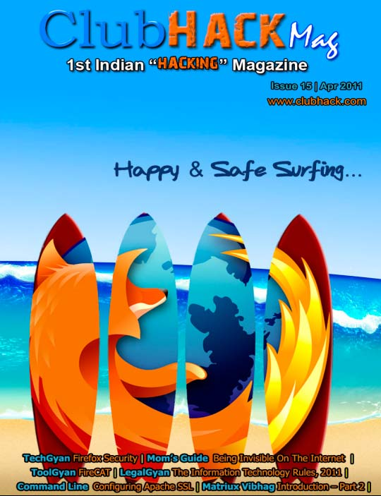 Club Hack Magazine #15