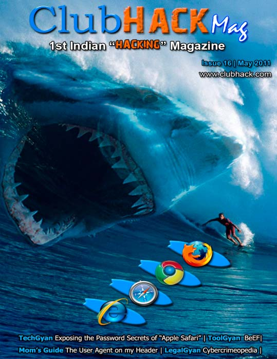 Club Hack Magazine #16