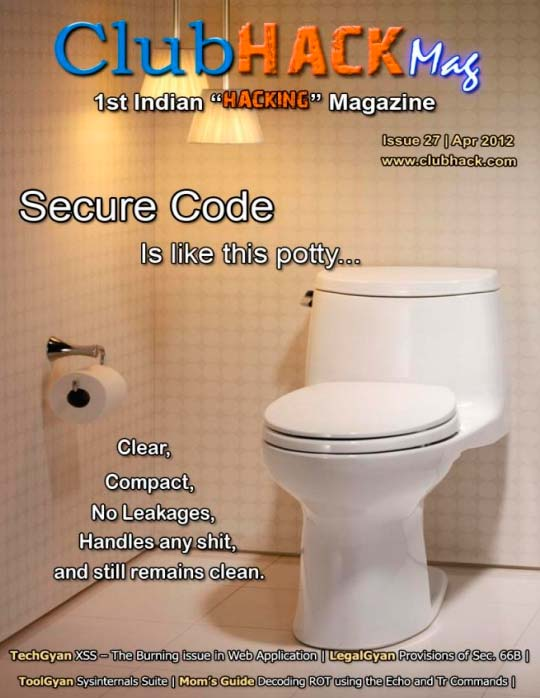 Club Hack Magazine #27