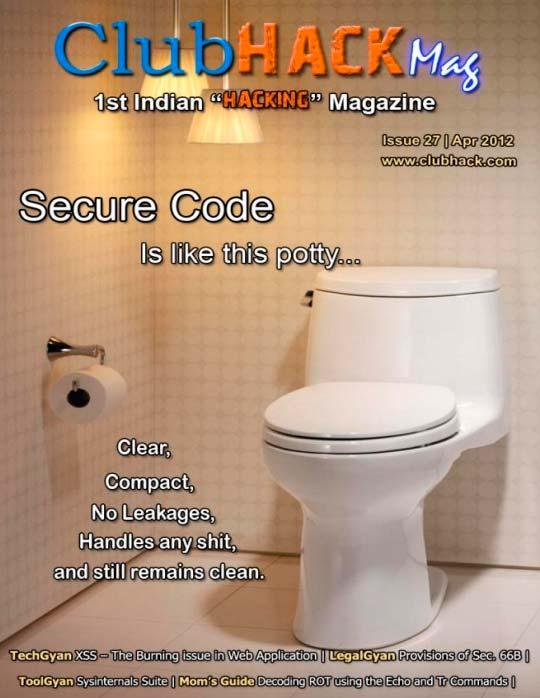 Club Hack Magazine #27