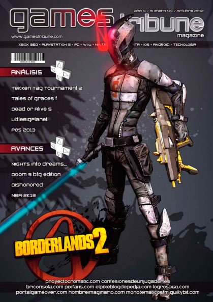 Games Tribune Magazine #44