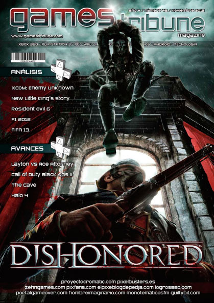 Games Tribune Magazine #45