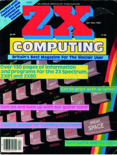 ZX Computing Magazine (Abril-Mayo 1984)