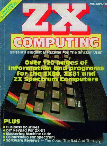 ZX Computing Magazine (Agosto-Septiembre 1982)