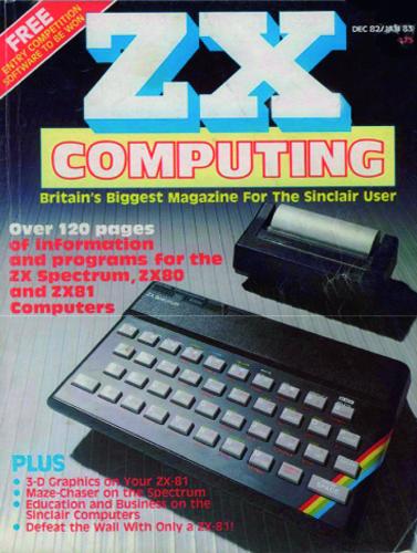 ZX Computing Magazine (Diciembre-Enero 1983)