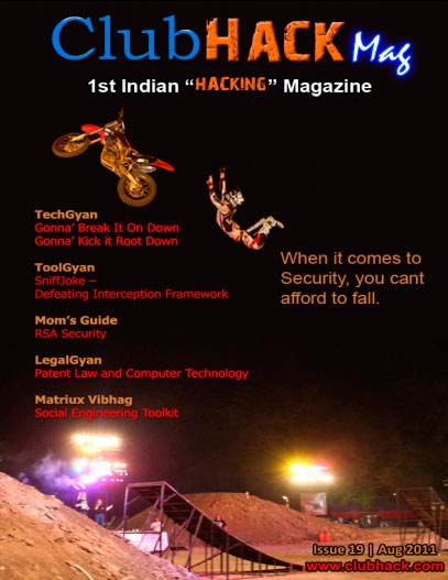 Club Hack Magazine #19