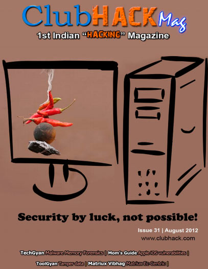 Club Hack Magazine #31