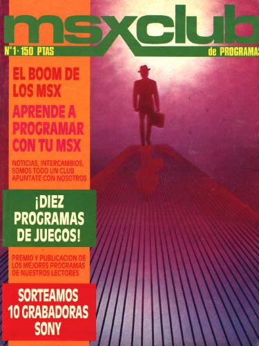 MSX Club #1
