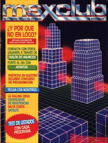 MSX Club #11