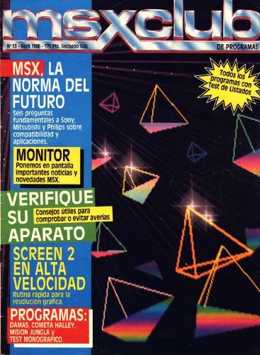 MSX Club #13