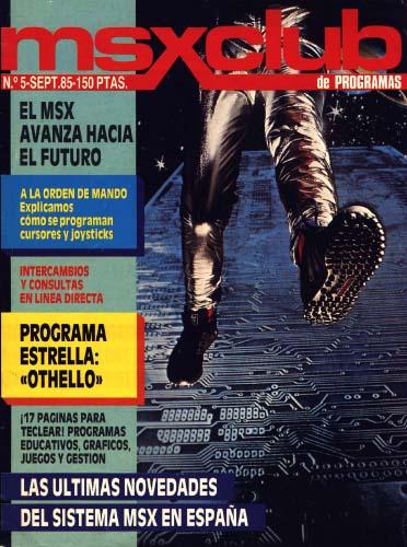 MSX Club #5