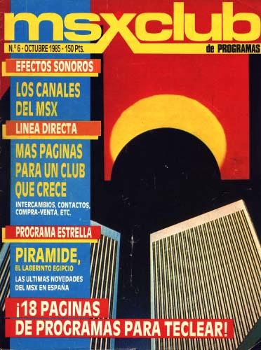 MSX Club #6