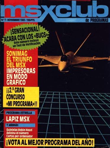 MSX Club #7